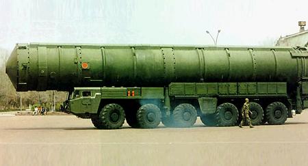 Trung Quốc có thể đã bố trí tên lửa đạn đạo liên lục địa gần biên giới Nga - Ảnh 1
