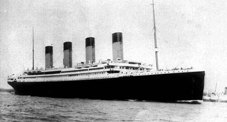 Tài liệu mới hé lộ sự cố thực sự khiến Titanic bị đắm - Ảnh 1