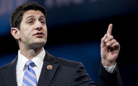 Paul Ryan được bầu lại làm Chủ tịch Hạ viện Mỹ khóa 115 - Ảnh 1