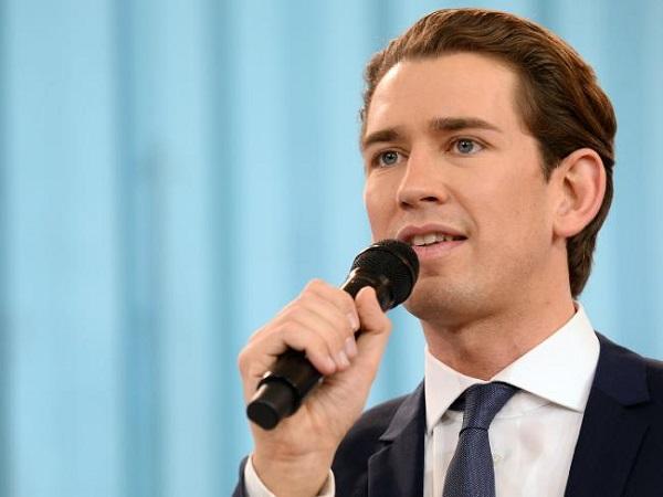 Thủ tướng tương lai 31 tuổi của Áo chưa có bằng đại học - Ảnh 1