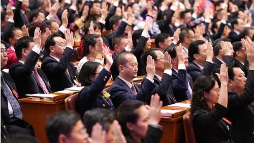 Ba cựu quan chức Trung Quốc bị buộc tội cố gắng dàn xếp bầu cử - Ảnh 1