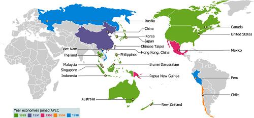 Các nền kinh tế APEC: Định nghĩa, sứ mệnh và quy mô phát triển - Ảnh 1