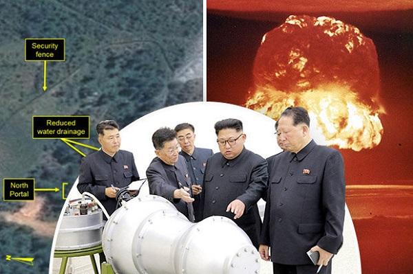 CIA cảnh báo Triều Tiên sắp thử bom nhiệt hạch cực mạnh - Ảnh 1