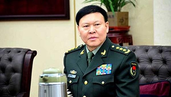 Tướng Trung Quốc treo cổ tự tử sau khi bị điều tra tham nhũng - Ảnh 1