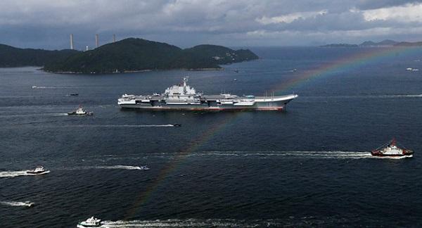 Trung Quốc cảnh báo chiến tranh nếu tàu Mỹ đến Đài Loan - Ảnh 1