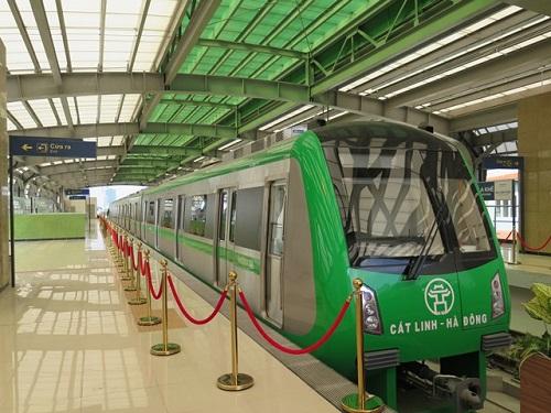 Đường sắt Cát Linh-Hà Đông chính thức được giải ngân hơn 250 triệu USD - Ảnh 1