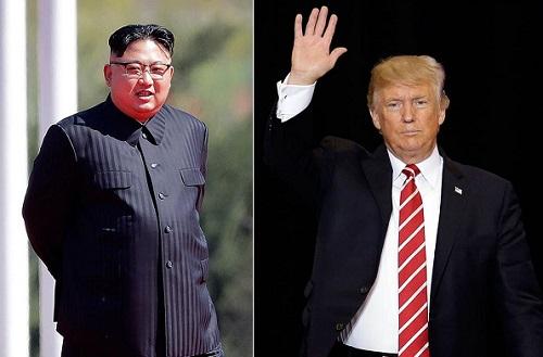 Ông Trump và ông Kim Jong-un là ứng viên 'Nhân vật của năm' của TIME - Ảnh 1