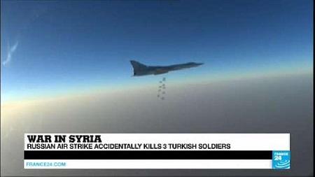 Hé lộ nguyên nhân có thể khiến máy bay Nga không kích nhầm lính Thổ Nhĩ Kỳ - Ảnh 1