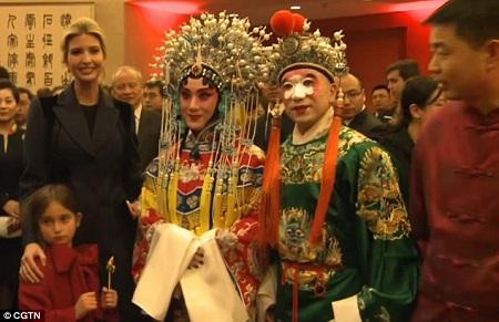 Chuyến thăm của Ivanka Trump thể hiện mong muốn xích lại gần Mỹ của Trung Quốc? - Ảnh 2