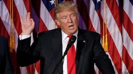 Donald Trump có quyên góp lương tổng thống như đã cam kết? - Ảnh 1