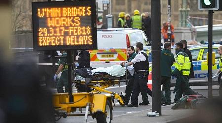 IS nhận trách nhiệm vụ tấn công khủng bố tòa nhà Quốc hội Anh - Ảnh 1