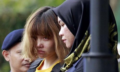 Đoàn Thị Hương hi vọng được xét xử công bằng trong phiên tòa ngày 13/4 - Ảnh 1