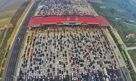 Trung Quốc dự định xây thành phố to gấp ba New York - Ảnh 2