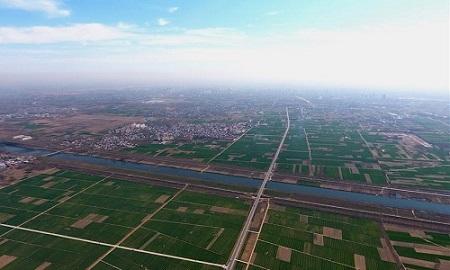 Trung Quốc dự định xây thành phố to gấp ba New York - Ảnh 1