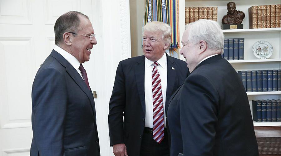 Tổng thống Nga Putin nhờ Bộ trưởng Lavrov gửi thông điệp gì tới ông Trump? - Ảnh 1
