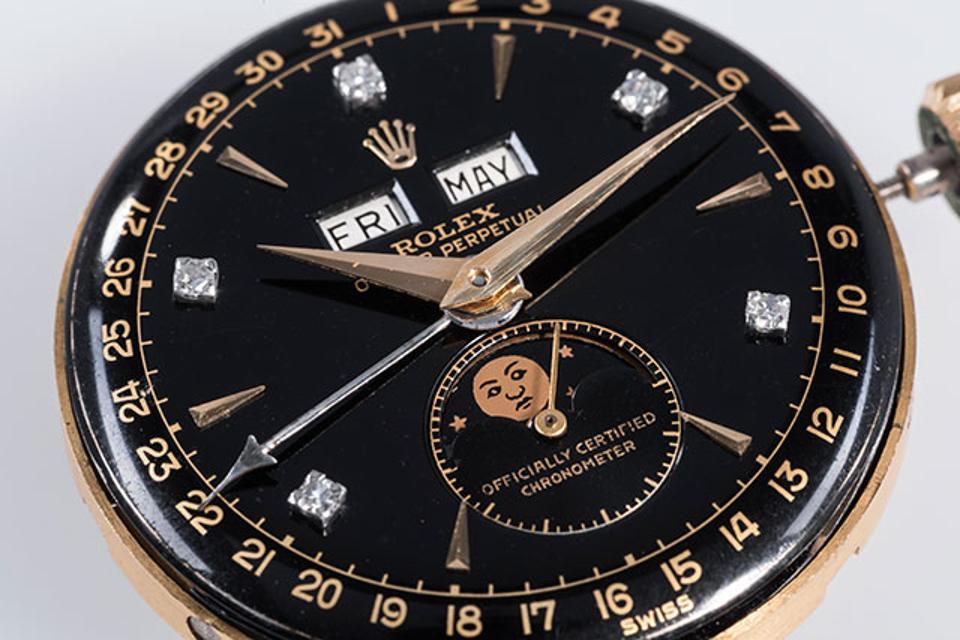 """Vì sao đồng hồ Rolex của vua Bảo Đại """"được giá"""" nhất thế giới - Ảnh 2"""