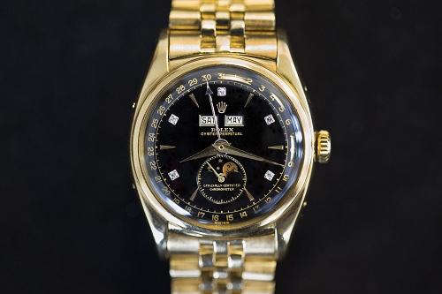 """Vì sao đồng hồ Rolex của vua Bảo Đại """"được giá"""" nhất thế giới - Ảnh 1"""