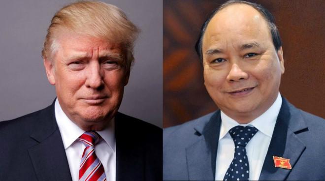 Tổng thống Donald Trump sẽ  tiếp Thủ tướng Nguyễn Xuân Phúc vào ngày 31/5 - Ảnh 1