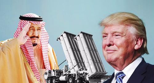 Những tính toán đằng sau 350 tỷ USD Tổng thống Trump kiếm được cho Mỹ từ Ả rập Xê-út - Ảnh 1