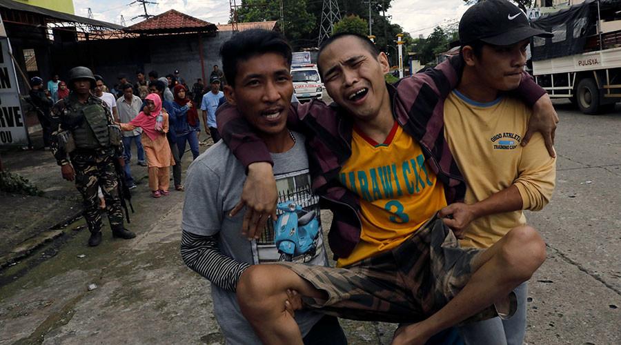 Loạn lạc ở thành phố Philippines bị phiến quân thân IS chiếm, hơn 100 người thiệt mạng - Ảnh 1