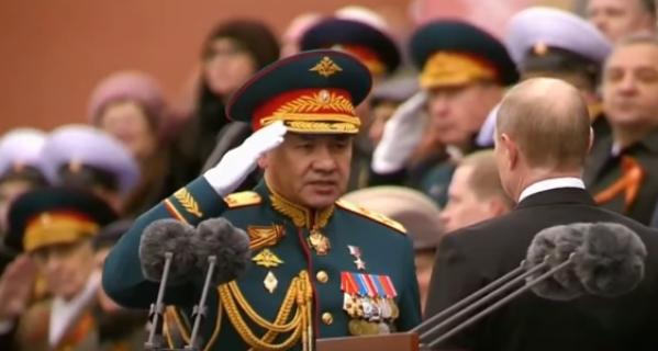 Nga duyệt binh kỷ niệm 72 năm Ngày Chiến thắng phát xít 9/5 - Ảnh 13