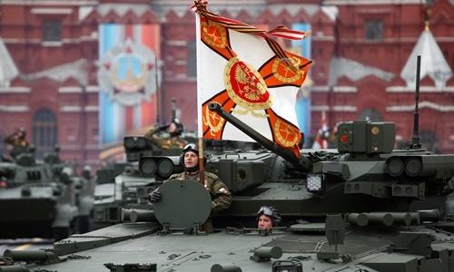 Nga duyệt binh kỷ niệm 72 năm Ngày Chiến thắng phát xít 9/5 - Ảnh 2