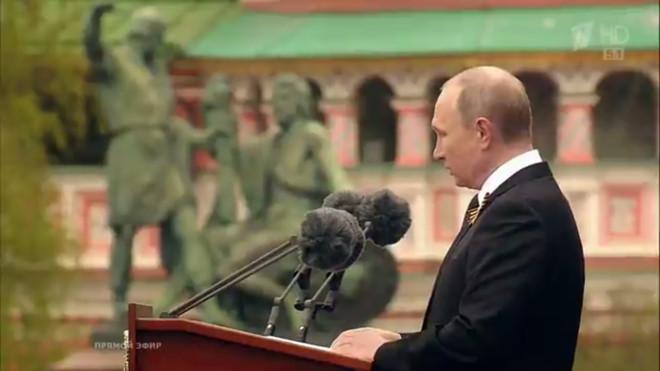 Nga duyệt binh kỷ niệm 72 năm Ngày Chiến thắng phát xít 9/5 - Ảnh 12