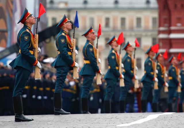 Nga duyệt binh kỷ niệm 72 năm Ngày Chiến thắng phát xít 9/5 - Ảnh 6