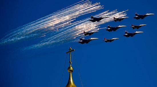 Nga duyệt binh kỷ niệm 72 năm Ngày Chiến thắng phát xít 9/5 - Ảnh 15