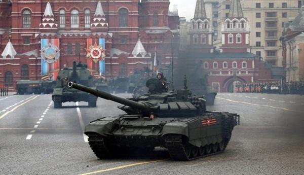 Nga duyệt binh kỷ niệm 72 năm Ngày Chiến thắng phát xít 9/5 - Ảnh 3