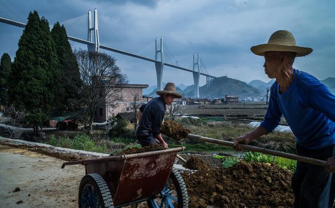 """Góc khuất phía sau những cây cầu """"đệ nhất thiên hạ"""" của Trung Quốc - Ảnh 1"""