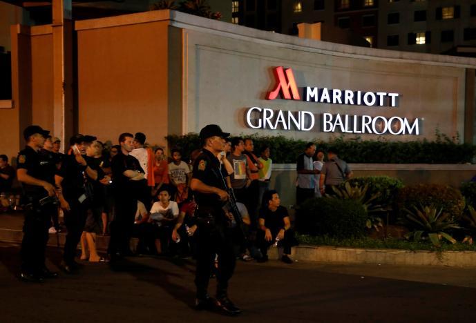 IS tấn công casino tại Philippines: Phát hiện gần 40 thi thể - Ảnh 1