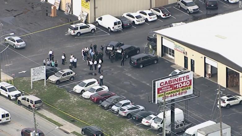 Cựu binh Mỹ xả súng tại khu công nghiệp Orlando, 5 người thiệt mạng - Ảnh 1