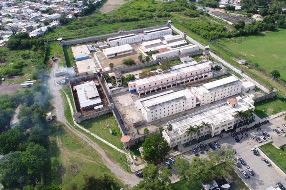 Đấu súng dữ dội tại nhà tù Mexico làm 7 người thiệt mạng - Ảnh 1