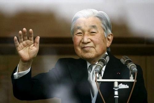 Nhật hoàng được phép thoái vị - Ảnh 1