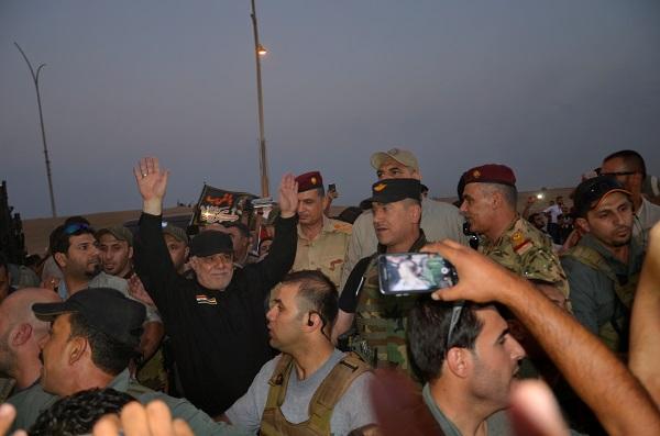 Iraq tuyên bố đánh bại IS, giải phóng thành phố Mosul - Ảnh 1