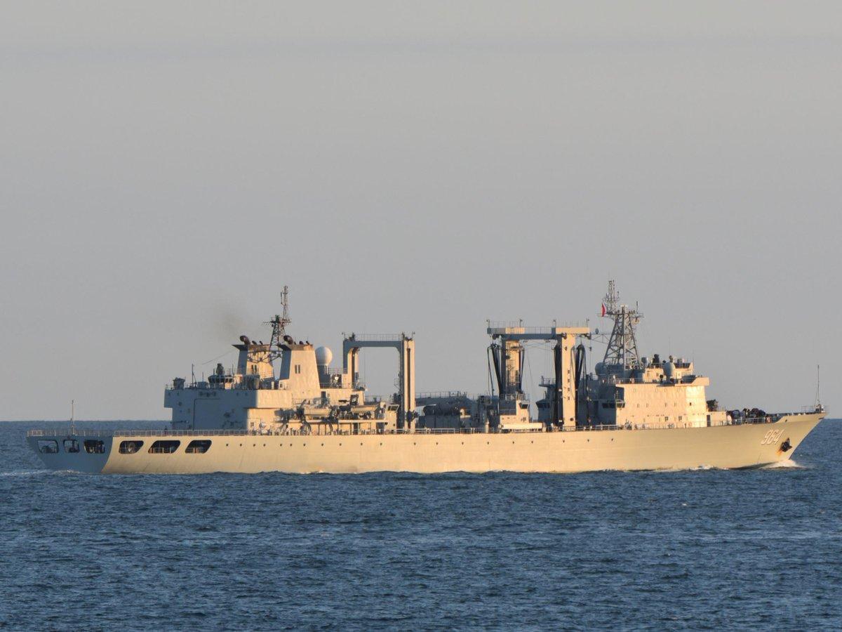 Anh, Hà Lan, Đan Mạch cùng điều tàu theo dõi tàu chiến Trung Quốc - Ảnh 1