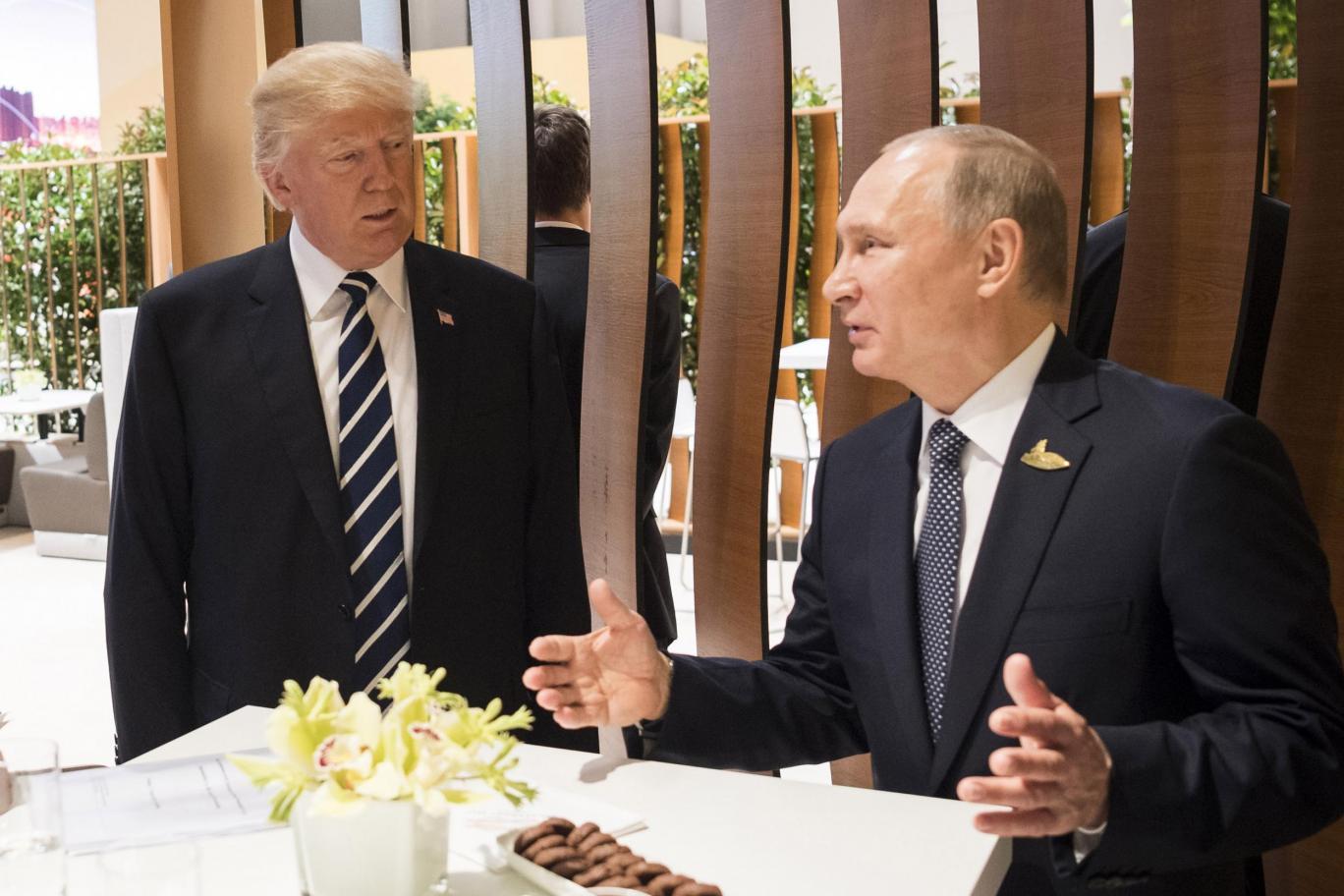 Tổng thống Mỹ hé lộ nội dung cuộc hội đàm thứ 2 với Tổng thống Putin - Ảnh 1
