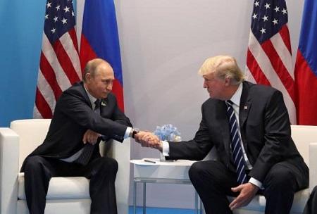 """Điện Kremlin phủ nhận tin về """"cuộc gặp bí mật"""" giữa hai Tổng thống Trump - Putin - Ảnh 1"""