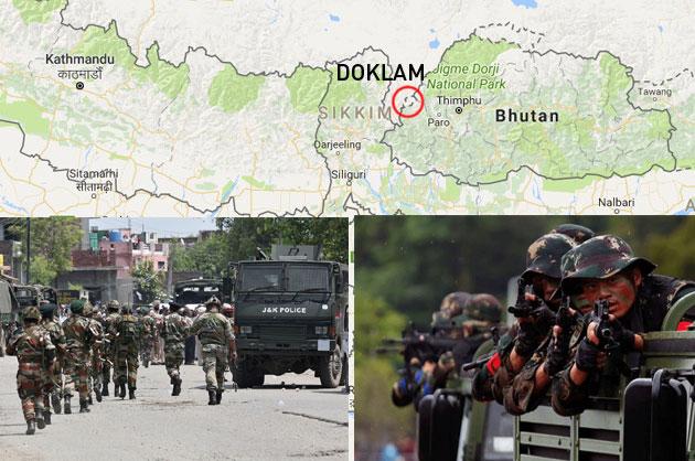 Toàn cảnh căng thẳng biên giới Trung Quốc - Ấn Độ - Ảnh 2
