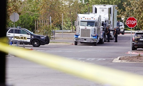 9 người chết khát và nóng trong xe tải ở Mỹ - Ảnh 1