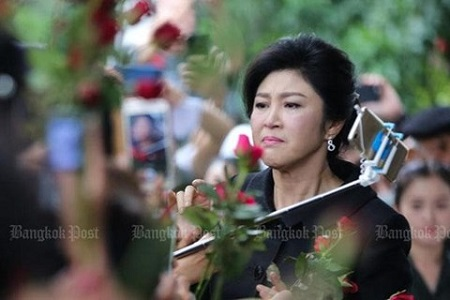Cựu Thủ tướng Thái Lan Yingluck Shinawatra lại đối diện cáo buộc mới - Ảnh 1