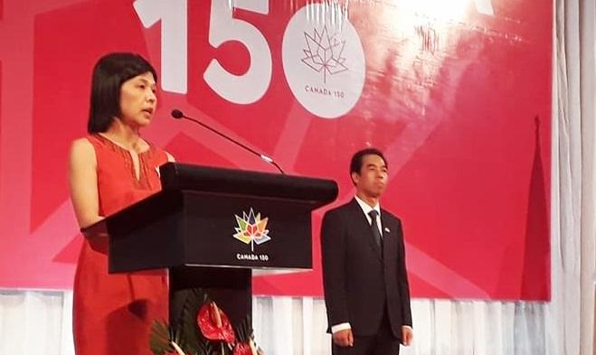 Canada tưng bừng kỷ niệm 150 năm ngày ra đời Liên bang - Ảnh 7