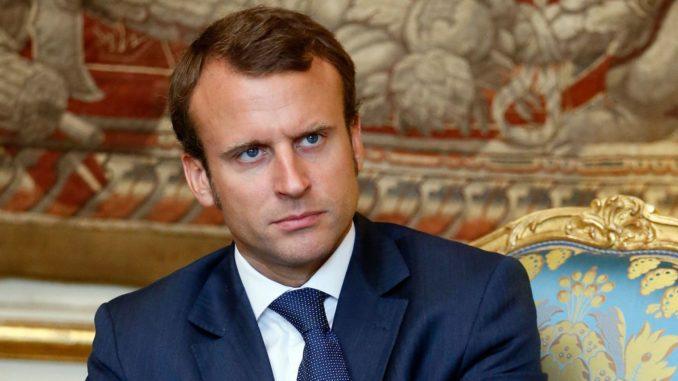 Pháp cáo buộc một đối tượng đe dọa ám sát Tổng thống Macron - Ảnh 1
