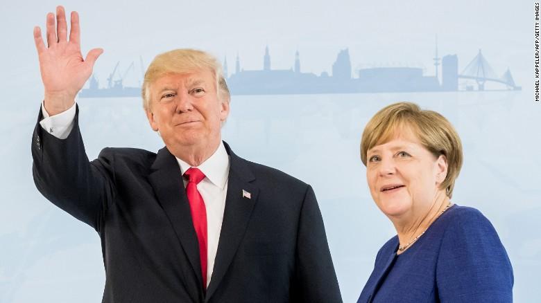 Tổng thống Trump băn khoăn về 'ý chí để tồn tại của Phương Tây' - Ảnh 1