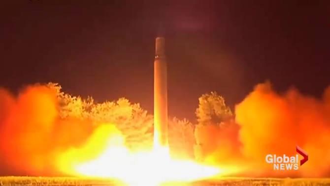 """Tổng thống Mỹ Donald Trump tuyên bố sẽ """"xử lý"""" Triều Tiên - Ảnh 1"""