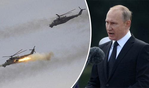 Nga bất ngờ đưa 8.000 binh sĩ tập trận gần Triều Tiên - Ảnh 1