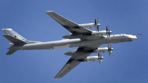 Máy bay do thám Nga hoạt động gần Lầu Năm Góc giữa ban ngày - Ảnh 1