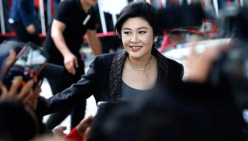 Cựu Thủ tướng Yingluck bị tòa án tối cao Thái Lan truy nã - Ảnh 1