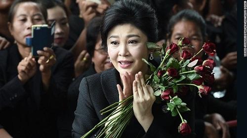 Cựu Thủ tướng Thái Lan Yingluck đã trốn sang UAE? - Ảnh 1